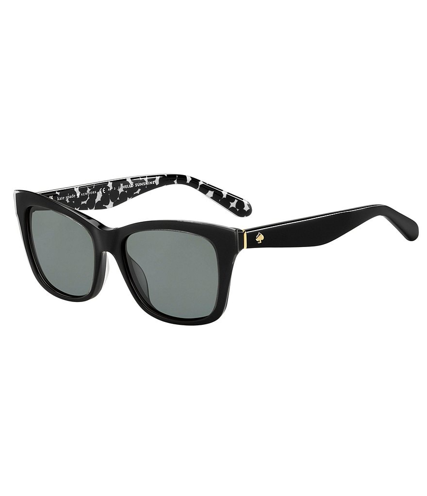 kate spade new york Jenae Polarized Square Sunglasses