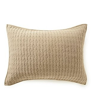 Moderne by Noble Excellence Nova Quilted Cotton Sham