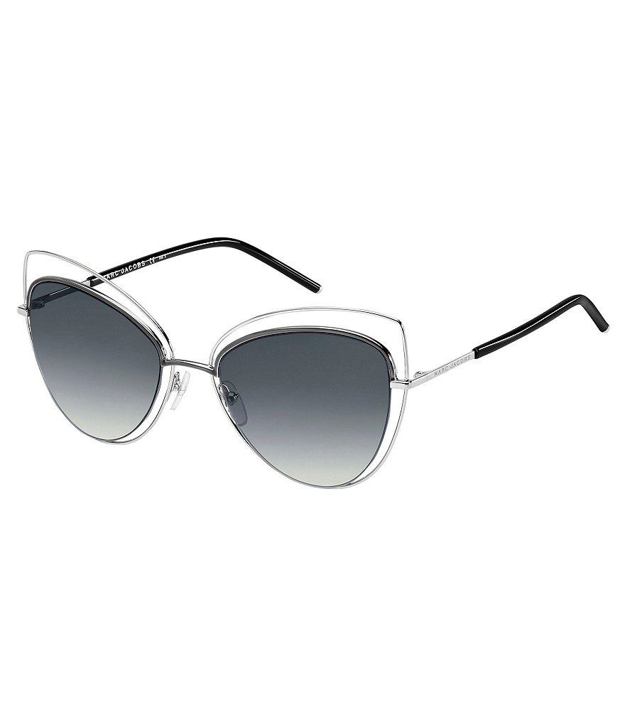 Marc Jacobs Double Cat-Eye Sunglasses