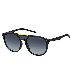 Polaroid Polarized Round Mask Sunglasses