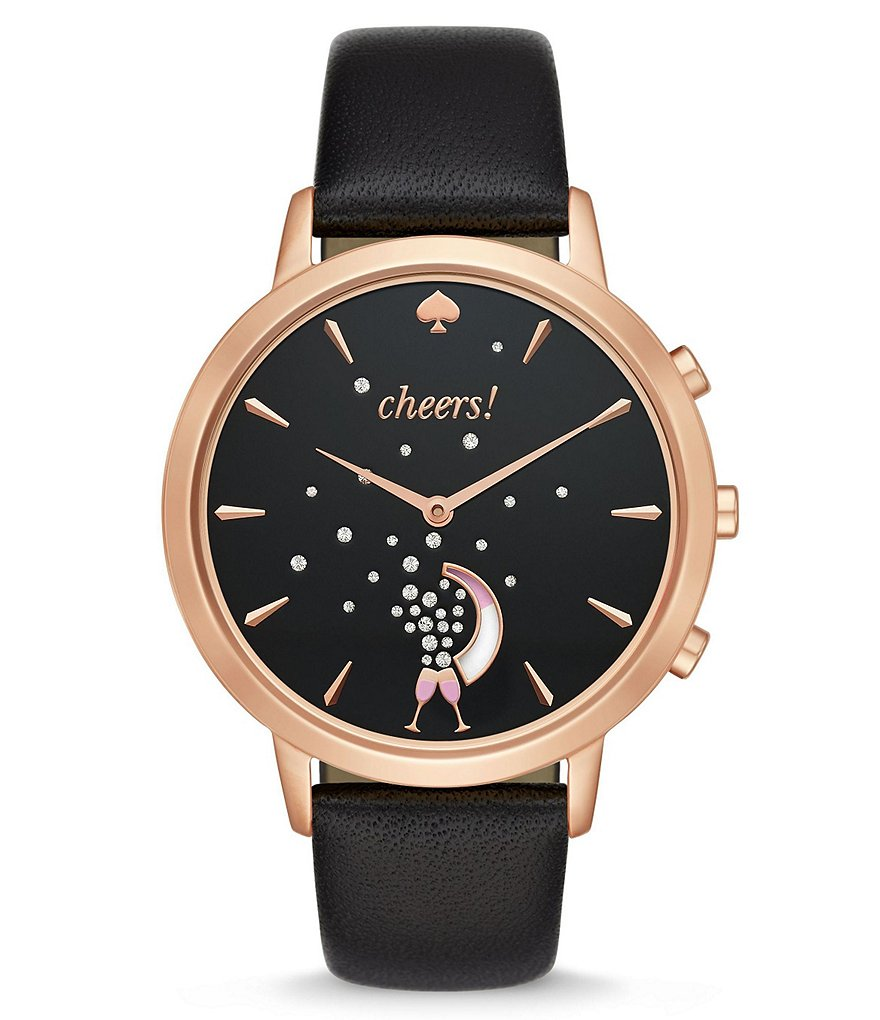 kate spade new york Connected Metro Grand Smart Watch