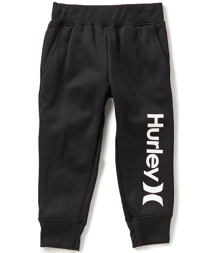 Hurley Little Boys 2T-7 One & Only Jogger Pants