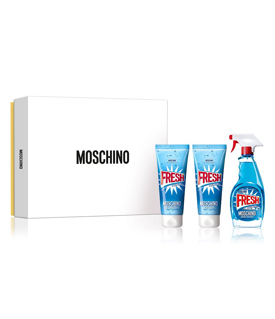 Moschino Fresh Couture Gift Set