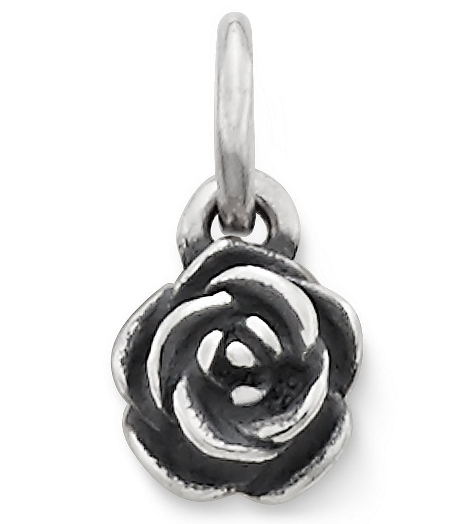 James Avery Mini Rose Charm