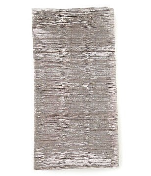 Aman Imports Textured Metallic Table Linens