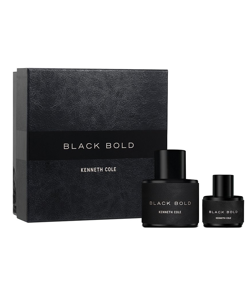 Kenneth Cole Black Bold Be Bold Gift Set