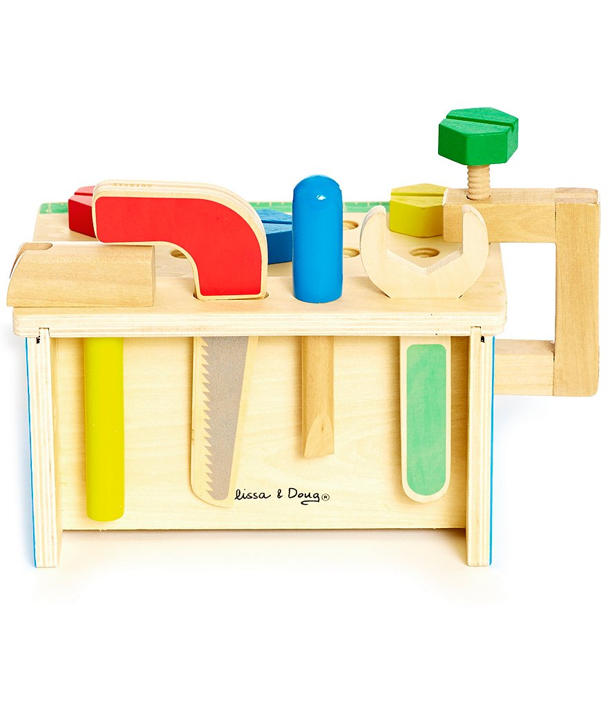 Melissa & Doug Boys Tool Bench Play Set