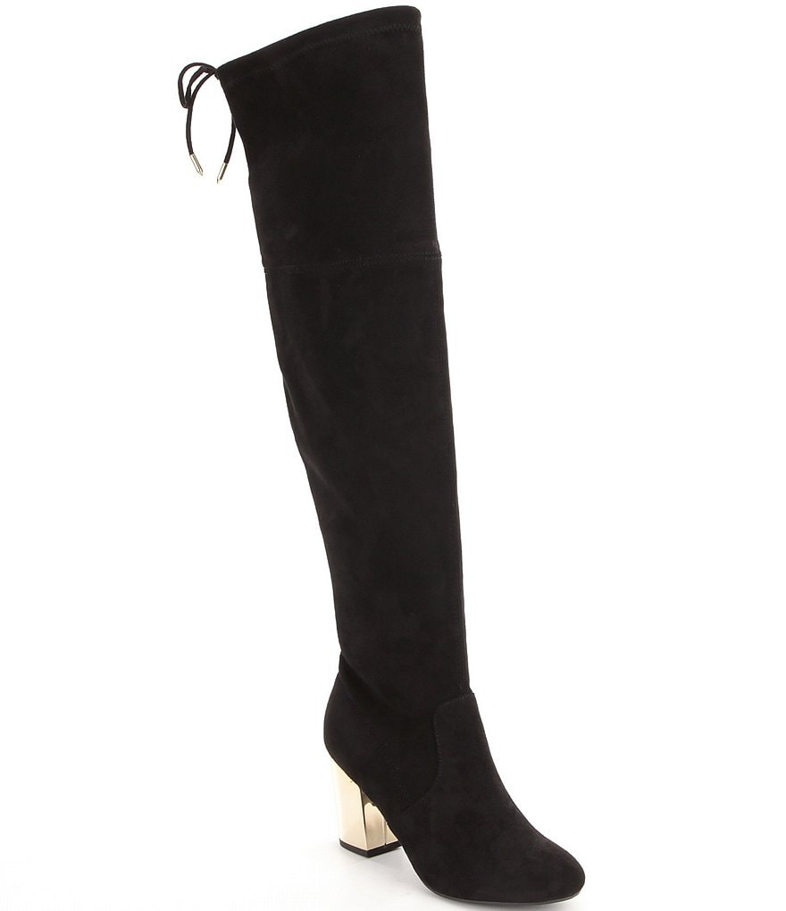 Steve Madden Candle Over The Knee Boots