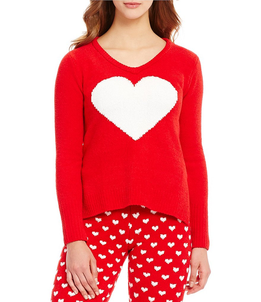 Betsey Johnson Cozy Lounge Sweater