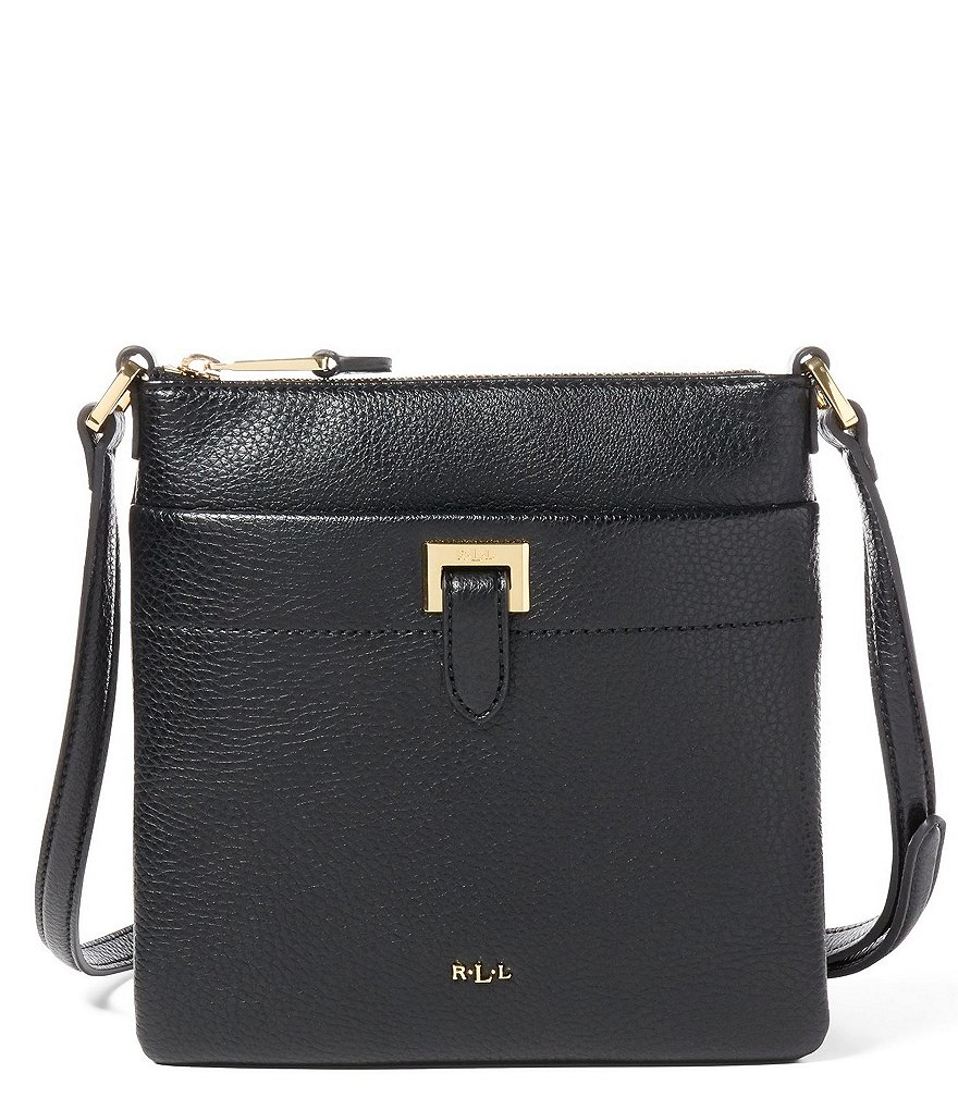 Lauren Ralph Lauren Carlisle Collection Ayla Cross-Body Bag