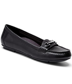 Vionic® Chill Kenya Bit Leather Slip On Loafers