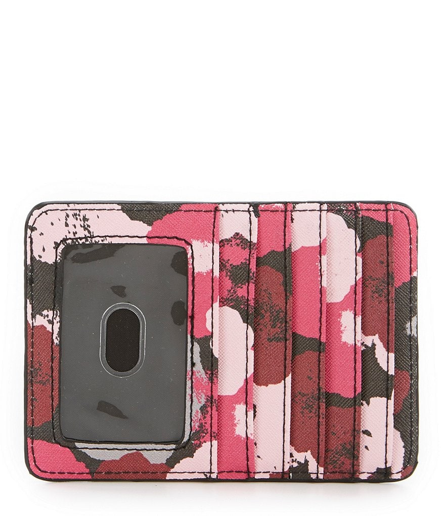 Kate Landry Cabana Floral Small Credit Card Organizer