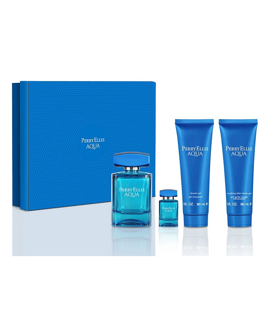 Perry Ellis Aqua Gift Set