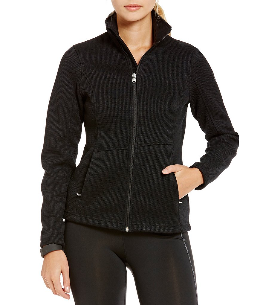 Spyder Actyve Stryke Fleece Endure Full Zip Sweater Jacket