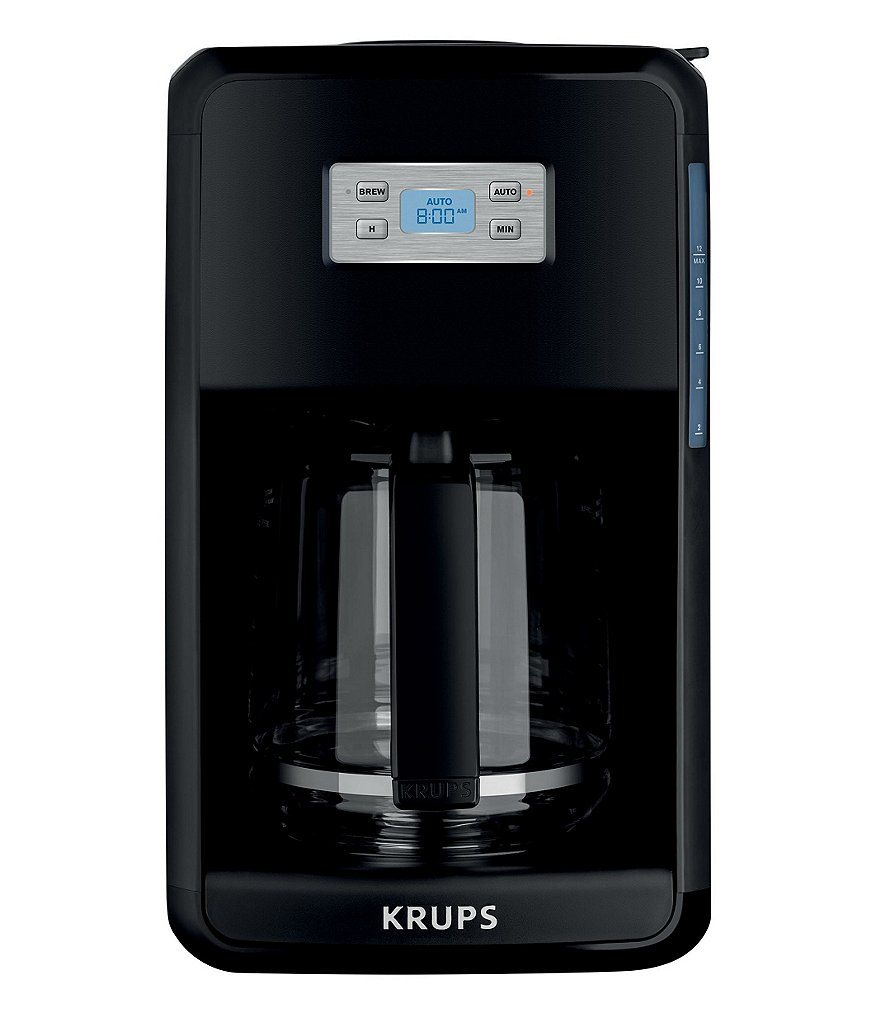 Krups Savoy 12-Cup Coffee Maker