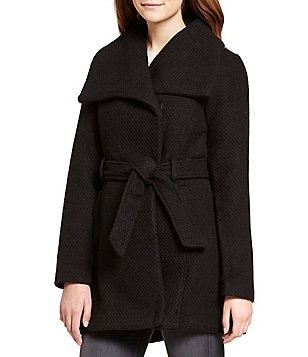 Steve Madden Wool Wrap Walker Coat