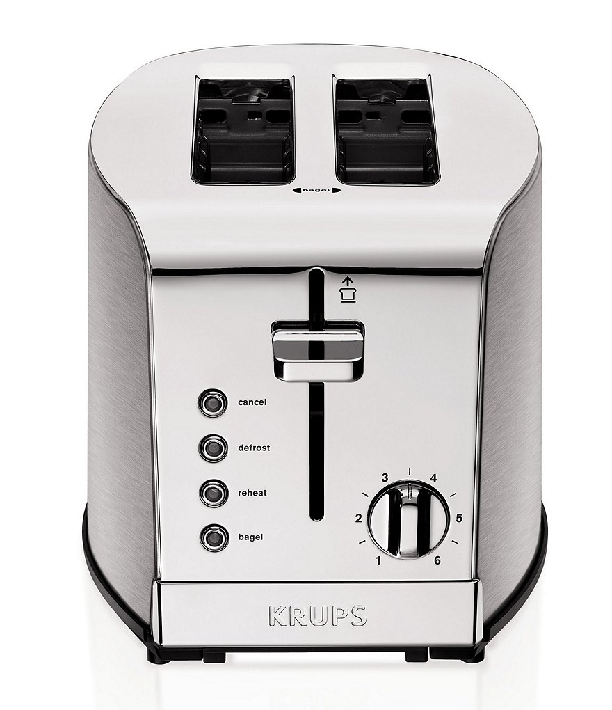 Krups Breakfast Set 2-Slot Toaster