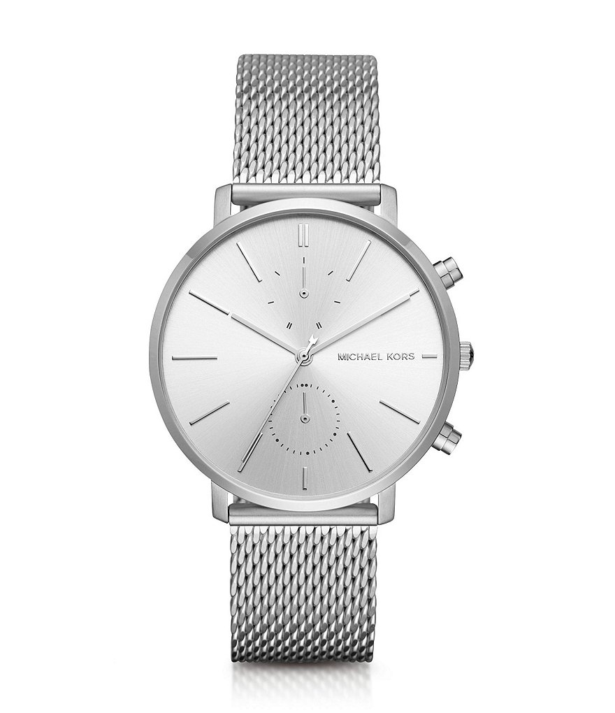 Michael Kors Jaryn Stainless Steel Chronograph Watch