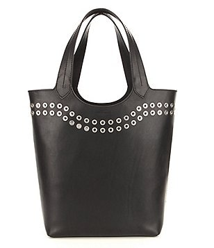 Frye Cassidy Grommet-Detail Tote