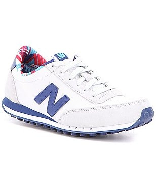 New Balance Women´s 410 Suede & Textile Lace-Up Sneakers