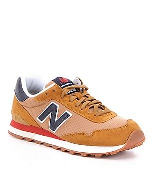 New Balance Men´s 515 Suede & Mesh Lace-Up Lifestyle Sneakers