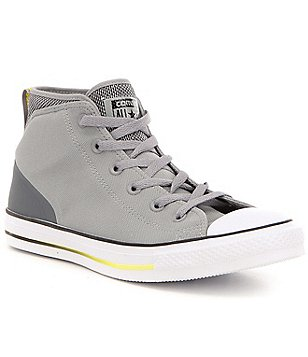 Converse Men´s Syde Canvas Metallic Eyelet Lace Up Street Sneaker