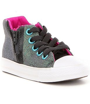 Converse Chuck Taylor® All Star® Girl´s Sport Zip Hi Top Sneaker
