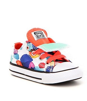 Converse Girl´s Chuck Taylor® All Star® Double Tongue Oxford Sneakers
