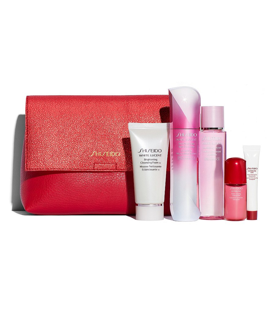 Shiseido WHITE LUCENT Pro Brightening Set
