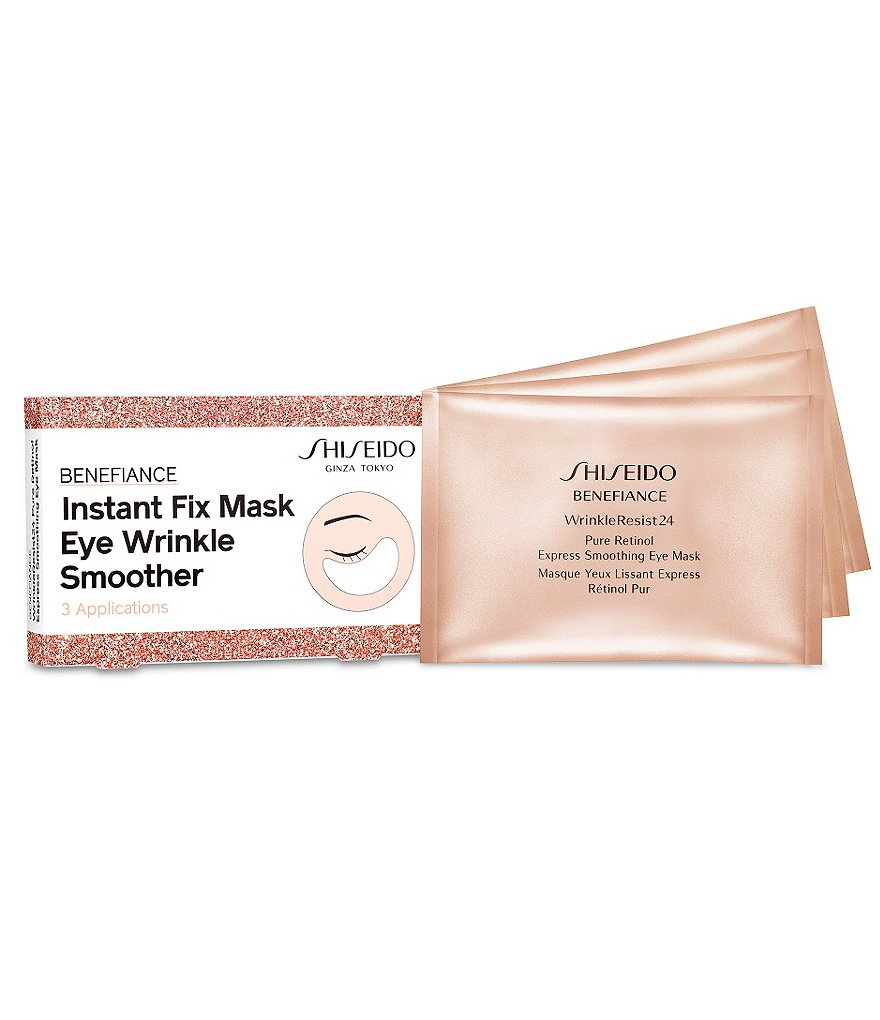 Shiseido Instant Fix Mask Eye Wrinkle Smoother