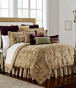 Waterford Carlotta Bouquet Comforter Set