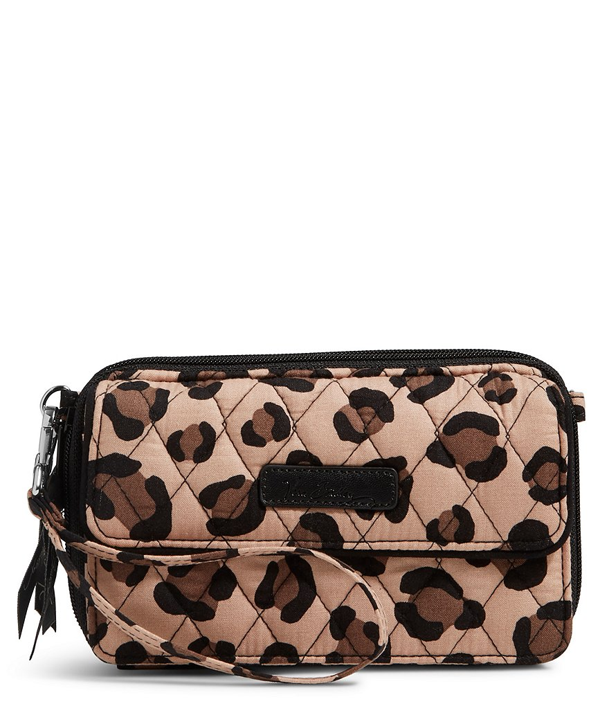 Vera Bradley All in One Multifunction Cross-Body Bag