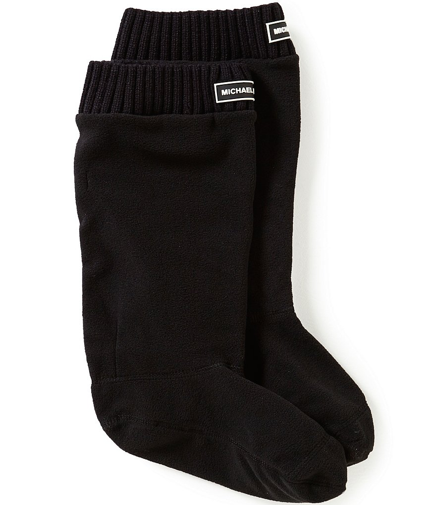 MICHAEL Michael Kors MK Ribbed Sock