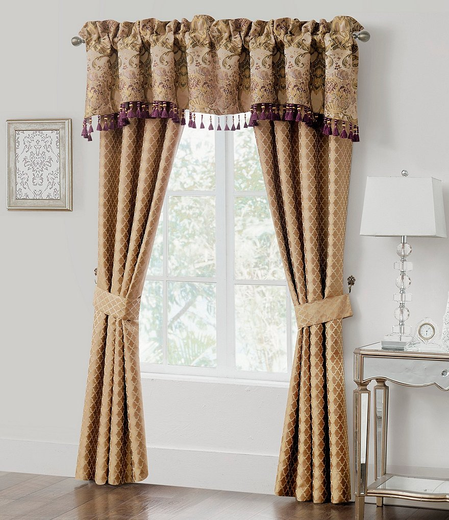 Waterford Carlotta Window Treatments