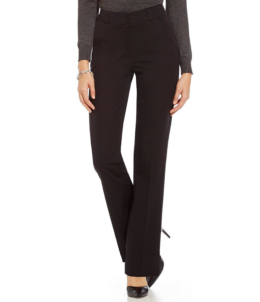 Investments 4-Way Stretch Barely Bootcut Pant