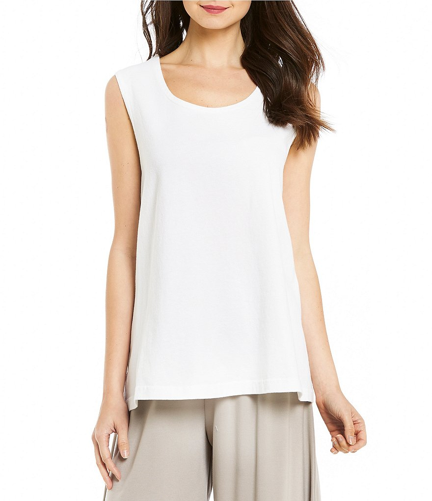 Bryn Walker Huxley Scoop Neck Tank