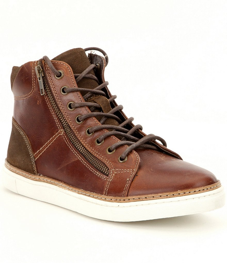 Kenneth Cole Reaction Men´s Trace Ur Step High Top Sneaker