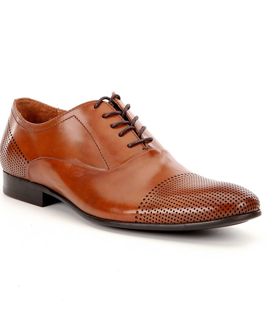 Kenneth Cole New York Men´s Mix-ed Drink Cap Toe Oxford