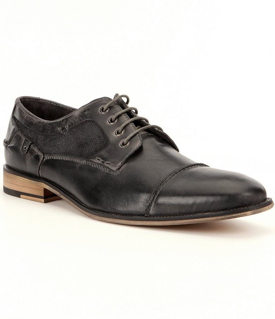 Steve Madden Men´s Jagwar Cap Toe Oxford