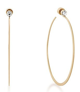 Michael Kors Petite Hoop Earrings