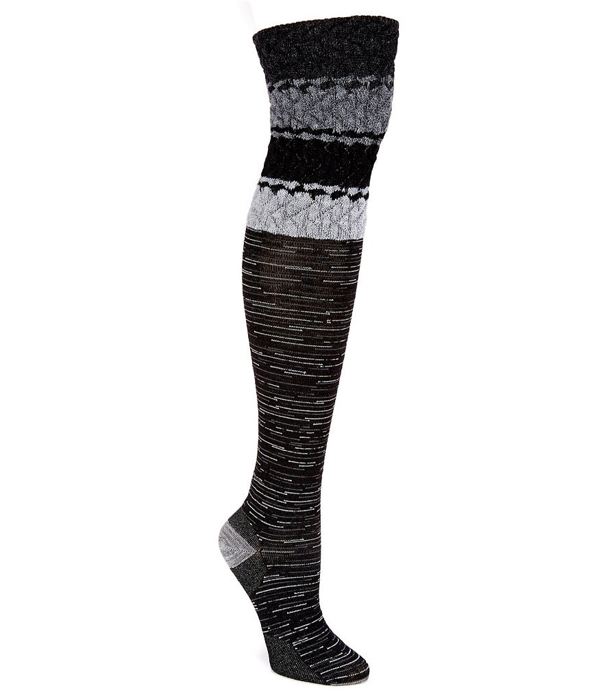 SmartWool Beehive Over-The-Knee Socks
