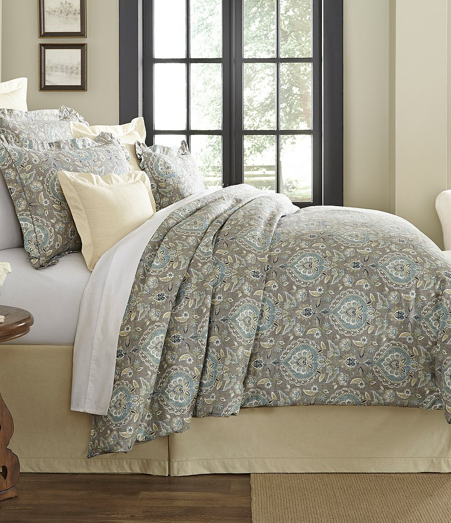 Villa by Noble Excellence Cara Medallion Comforter Mini Set