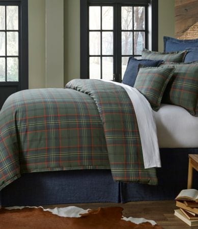 Cremieux Ferguson Plaid Comforter Mini Set Dillards