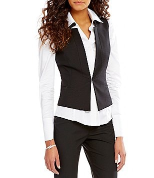 Antonio Melani Jill Quilted Suiting Vest