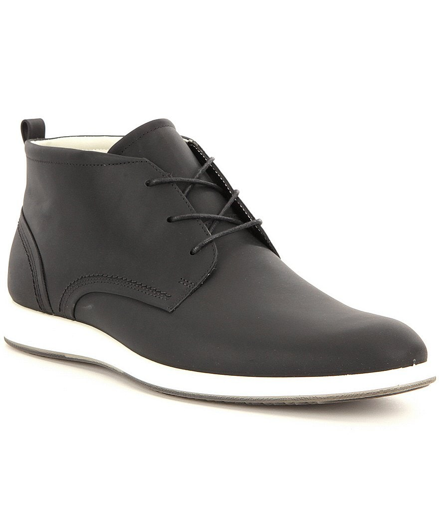 Ecco Men´s Jared Leather Boots