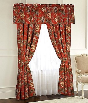 Rose Tree Durelme Botanical Window Treatments