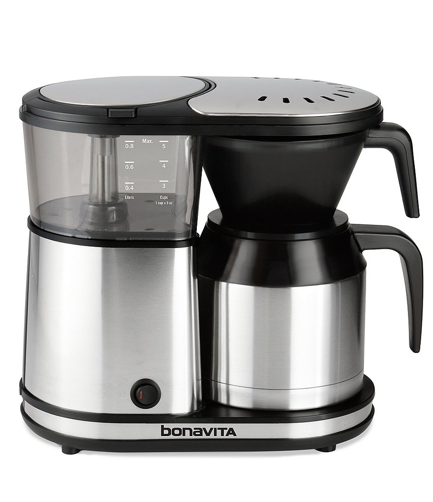 Bonavita 5-Cup Coffee Brewer with Thermal Carafe