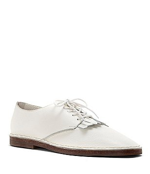 ED Ellen DeGeneres Kayleigh Kiltie Leather Lace-Up Oxford
