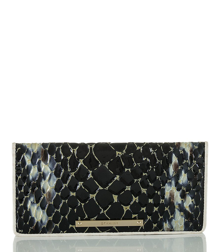 Brahmin Carlisle Collection Ady Wallet