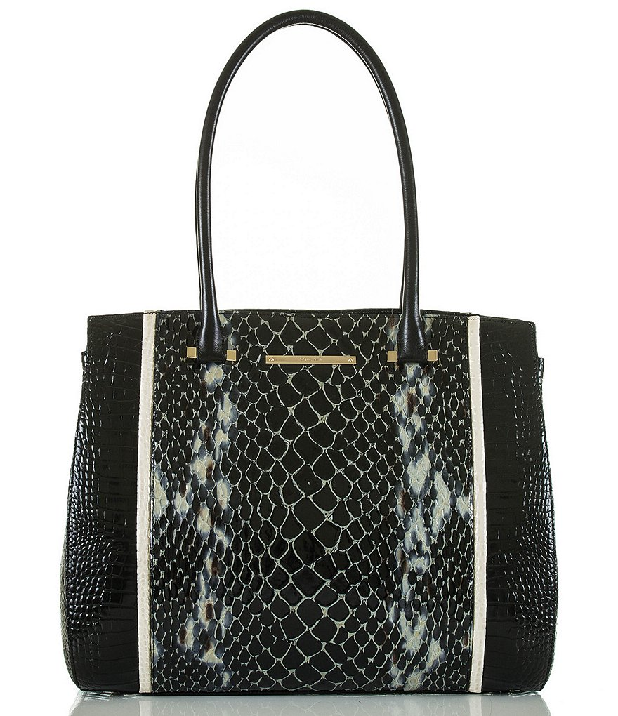 Brahmin Carlisle Collection Alice Carryall